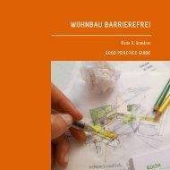Wohnbau barrierefrei - Good Practice Guide - Chancengleichheit