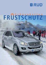 Katalog PKW Schneeketten - RUD