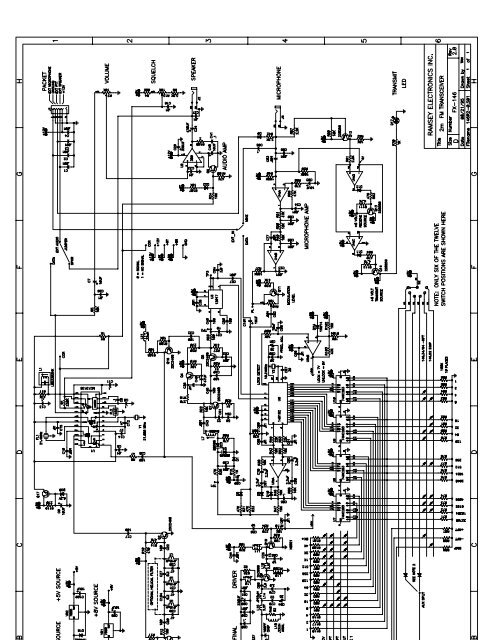 FX-146 2 Meter Amateur PLL Synthesized FM Transceiver schematic on bridge schematic, rs-232 schematic, sensor schematic, server schematic, mouse schematic, motor schematic, multiplexer schematic, cpu schematic, power schematic, balun schematic, camera schematic, modem schematic, audio schematic, rf probe schematic,
