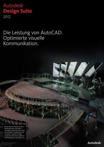 Autodesk® Design Suite Die Leistung von ... - PREVOMA Gmbh
