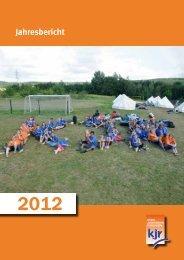 KJR-Jahresbericht 2012 (2,0 MB) - Kreisjugendring Forchheim