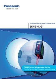 Datenblatt HLG1 - Panasonic Electric Works Austria GmbH
