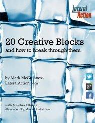 20 Creative Blocks