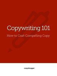 Copywriting 101