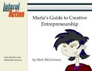 Marla's Guide to Creative Entrepreneurship