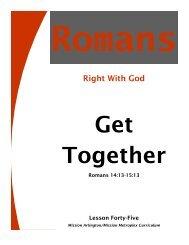 Get Together - Mission Arlington