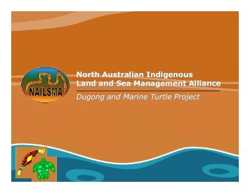 Turtle and Dugong Slideshow