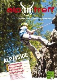 ALP INSIDE - Alpintreff.net