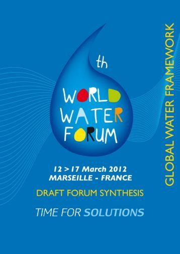 Global Water Framework - 6th World Water Forum