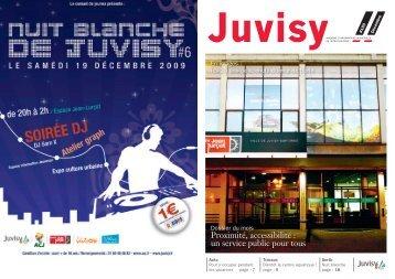 décembre 2009 - Ville de Juvisy-sur-Orge