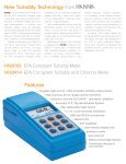 Turbidity & Chlorine Meter - FarrWest Environmental Supply - Page 2