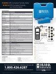 Turbidity & Chlorine Meter - FarrWest Environmental Supply - Page 4