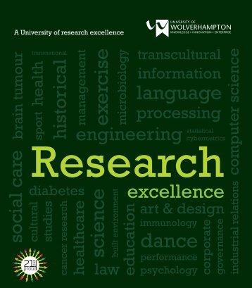 Download the PDF - University of Wolverhampton