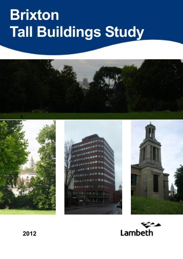 Tall Buildings in Brixton 2012 - Lambeth Council