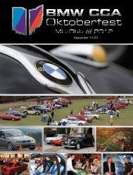 Once - BMW Car Club of America