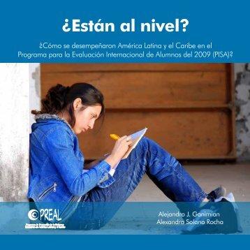 ¿Están al nivel? - Inter-American Dialogue