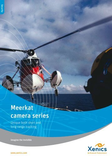 Xenics Meerkat - Uniforce Sales and Engineering
