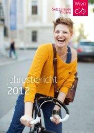 Jahresbericht 2012 - Fahrrad Wien