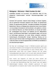 PDF (1 MB) - Presseservice Fritz Gempel