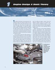 Engine Design & Basic Theory - Whitehorse Gear