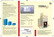 POWALL - System Sonne GmbH