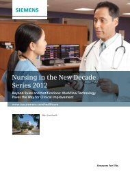 Nursing Chapter 4 616kB - Siemens Healthcare