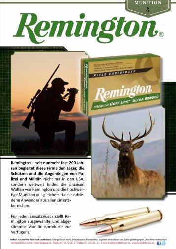 Remington 2013 - Waffen Braun