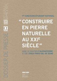 DP-21 mars.pdf - Ecole Nationale Supérieure d'Architecture Paris ...