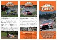 rallye weiz 2012 - Regiosport