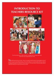 Introduction to Teacher Resource Kit - UNESCO Islamabad