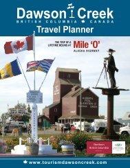 Travel Planner - Tourism Dawson Creek