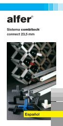 90921 023 Sistema combitech® connect 23,5 mm
