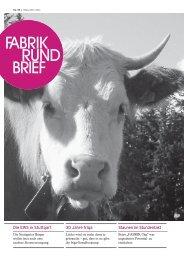 FABRIK RUND BRIEF - Fabrik e.V.