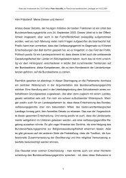 Rede - CDU Saar