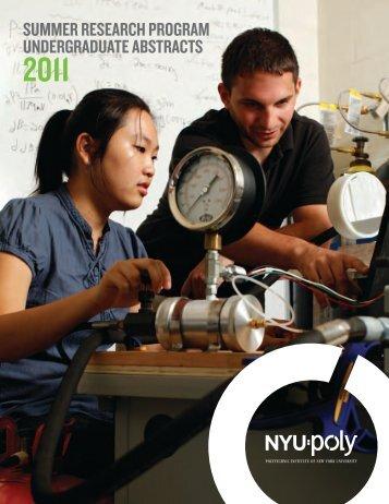 Summer 2011 - Polytechnic University