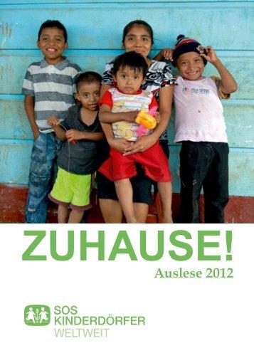 Auslese 2012 - ZUHAUSE!