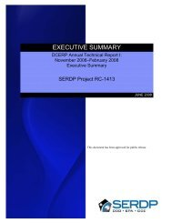 Executive Summary for Annual Report 2007 - Strategic ...