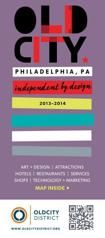 Old City Independent by Design 2013-2014