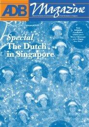 December 2008 / January 2009 - Association of Dutch Businessmen