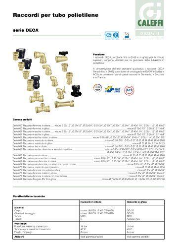 Raccordo in ottone adz per tubo polietilene multistrato for Raccordi pex per scaldacqua