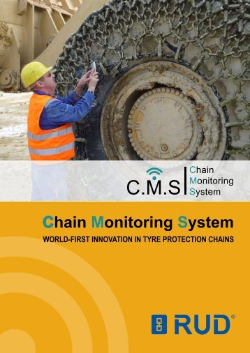 CMS Chain Monitoring System - RUD