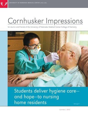 Cornhusker Impressions - UNMC