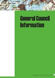 the road ahead - long-term council community plan 2004-2014