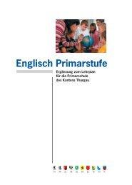Lehrplan Â«Englisch