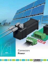 Connectors Power