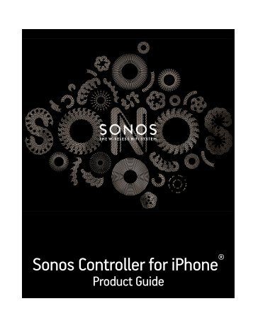 SONOS Controller for iPhone Guide - Almando