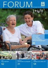 """Aktionstag in Rilchingen: """"Gute Pflege braucht bessere Rahmen ..."""
