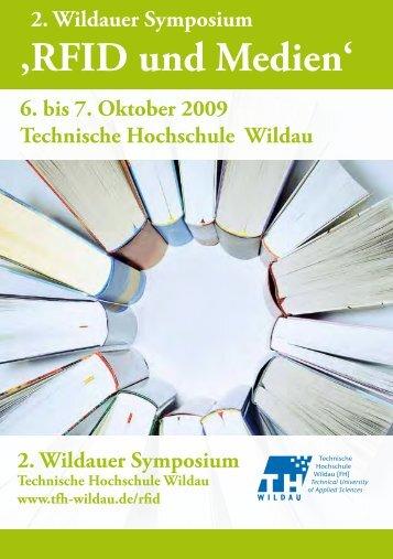 Programm 2. Wildauer Symposium - bei RFID im Blick
