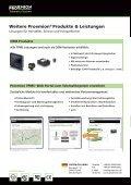 Proemion TPMS, Flexible Reifendruckkontrollsysteme - Page 4