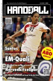 EM-Quali - Sportmedienverlag